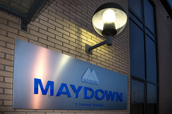 Maydown International Tools new offices in Tamworth.